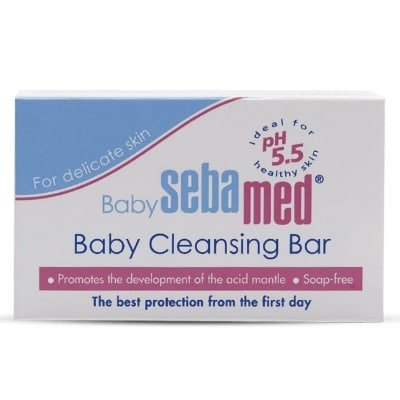 best baby soap for dry skin in india
