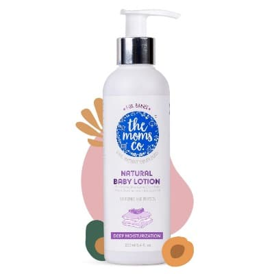 the best baby lotion