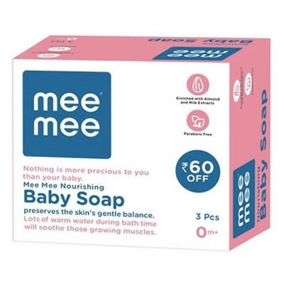 best soap for toddlers in india