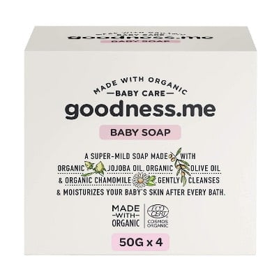 top 10 baby soap brands in india