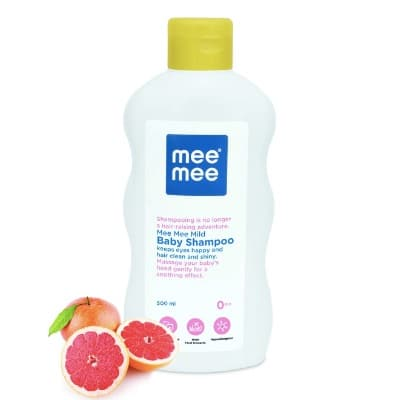 best shampoos for newborn in india