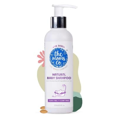 best shampoo brands for babies in india