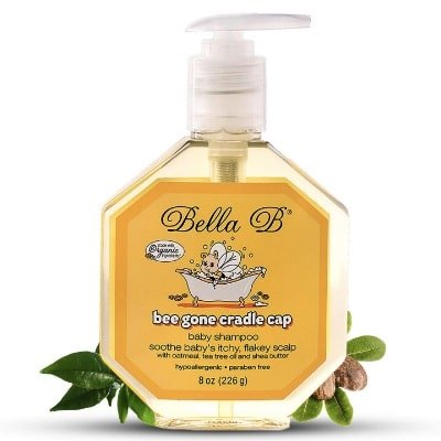 best baby shampoo for cradle cap in india