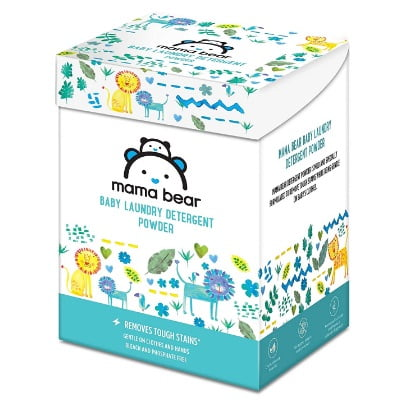 best washing powder for babies in india