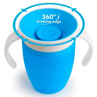 Flat 360 stout sippy cups in india