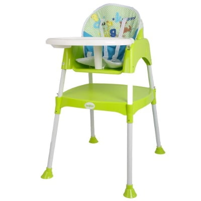 easiest to clean high chair