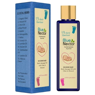 best hair oil for newborn baby in india