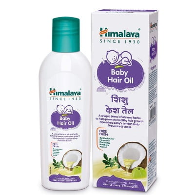 best baby hair oil for growth in india