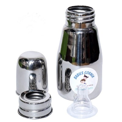 top steel feeding bottles in India