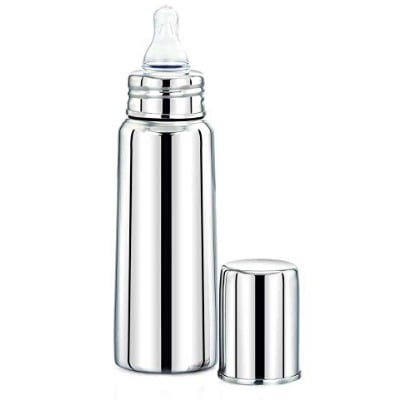 best steel feeding bottles in india