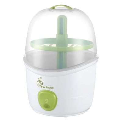 best sterilizer for baby bottles