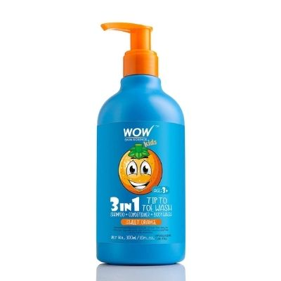best baby shampoo for in india